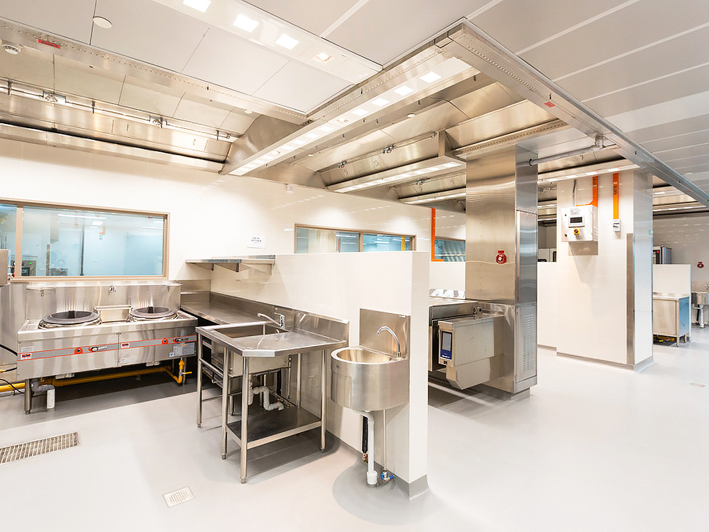 2017 Sengkang Hospital Central Kitchen 1