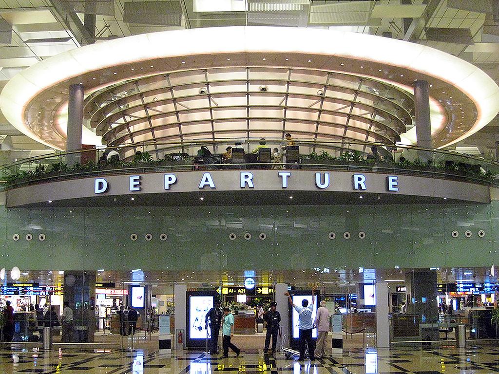 Changi Airport 1